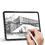 TENGSHI [2 Stück] Bildschirmschutzfolie für Apple iPad Air 4 10,9 Zoll/iPad Pro 11 Zoll (2020 oder 2018), Schreiben & Zeichnen wie auf Papier, unterstützt Apple Bleistift, blendfreie matte Folie