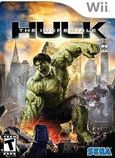 The Incredible Hulk - Nintendo Wii (Renewed)
