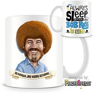 Bob Ross - Always Sleep Better Mug