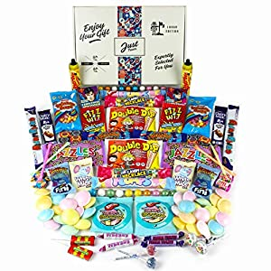 sweets & chocolate gifts hamper to share - lunar sweet & candy selection box perfect for sharing - best of all it contains 2 of everything! Sweets & Chocolate Gifts Hamper to Share – Lunar Sweet & Candy Selection Box Perfect for Sharing – Best of All It… 51oxdlFynQL