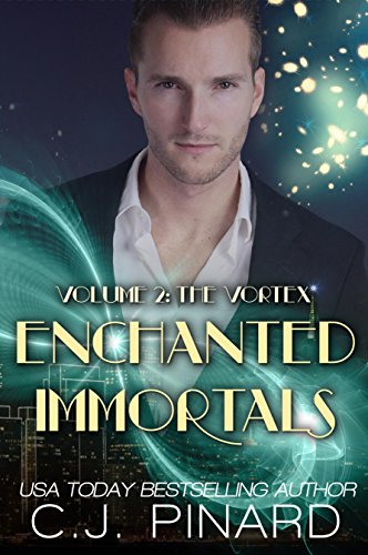 Enchanted Immortals 2: The Vortex (English Edition)