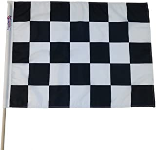 Checkered Professional Racing Flags 24 x 30