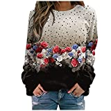 tunic sweaters for women to wear with leggings camo tunic women casual shirts for women clearance shoulder tops striped tops leopard print kimono cardigan color block duster for women s sweater zip up