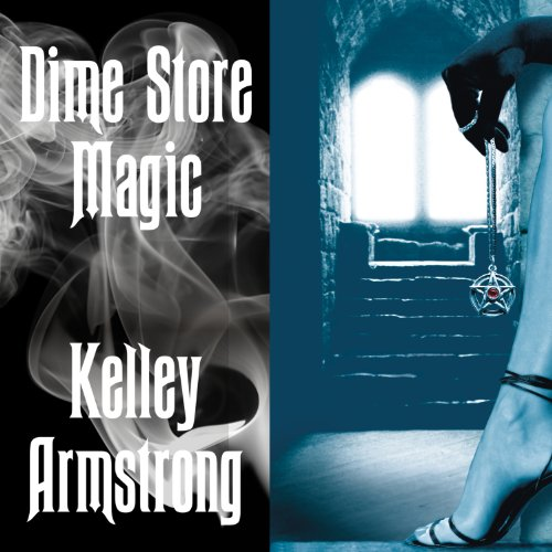 Dime Store Magic audiobook cover art