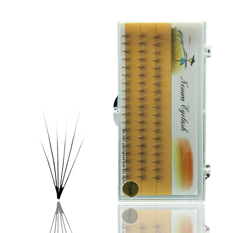 カナダ消化器枯渇するCLLUZU つけまつげ1秒開花接木まつげ植えまつ毛化粧美しさ厚さ0.07 mm長さ6-14 mm