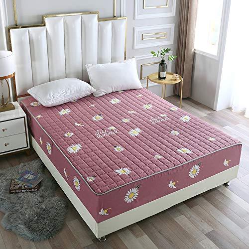 IKITOBI Sábanas bajeras bajeras individuales, dobles, king y super king 120 x 200 cm, adecuado para colchón de 25 cm de grosor