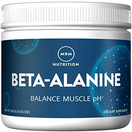 MRM Beta-Alanine Balance Muscle pH 7 05 oz 200 g