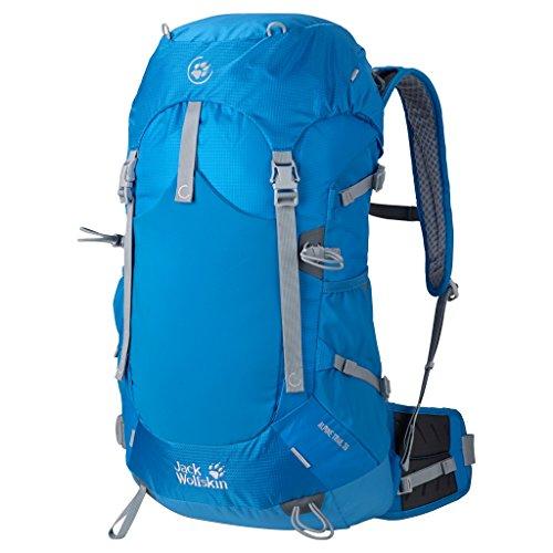 Jack Wolfskin Alpine Trail 36 Backpack blue 2016 outdoor daypack