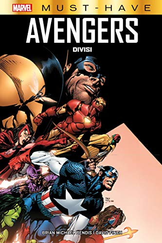 Marvel Must-Have: Avengers divisi (Italian Edition)