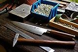 Sternsteiger coltello Profffesionale SCATOLA DAMASCOMESSER (13 MONTHS GUARANTY)