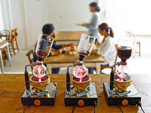 HARIO(ハリオ)コーヒーサイフォンテクニカ2杯用TCA-2