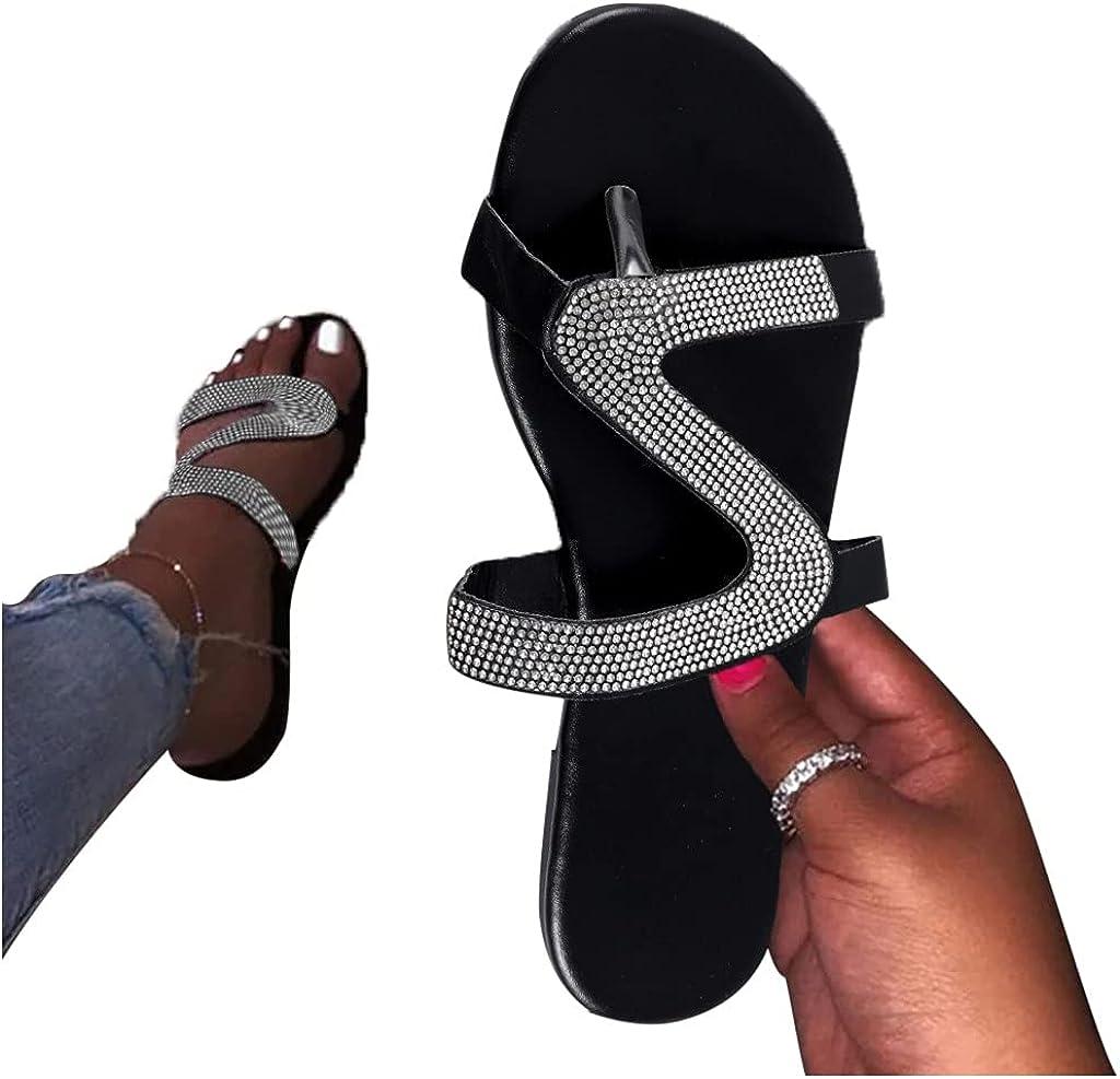 Sandals for Women Platform, Butterfly Multicolor Outdoor High Heels Comfy Sandal Shoes Summer Beach Travel Slipper Flip Flops