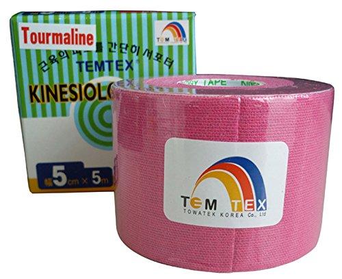 Turmalin Tape 5cm x 5m pink