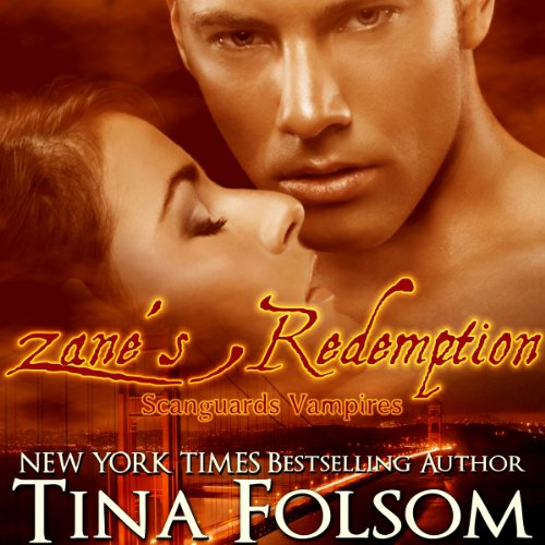 Zane's Redemption audiobook cover art