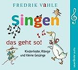 Songtexte von Fredrik Vahle - Singen – das geht so!