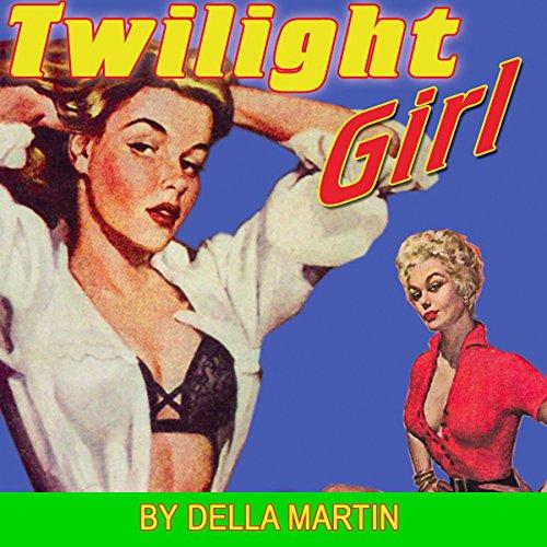 Twilight Girl audiobook cover art