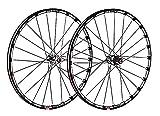 N&I Mountain Bike wheelset 26/27.5/29 inches Bike Rear Wheel Double-Walled Aluminum Alloy Wheels disc Brake Carbon Fiber hub Palin Bearings 7/8/9/10/11 Speed Cassette