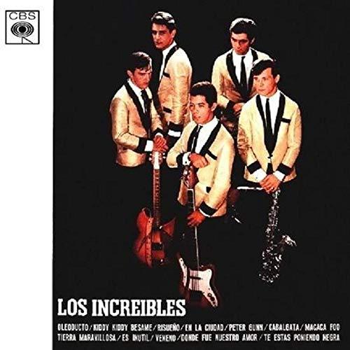 LP Os Incríveis - Los Increibles