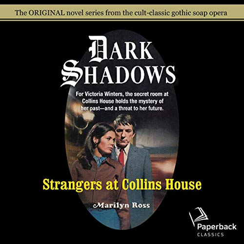 Strangers at Collins House cover art
