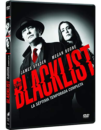 The Blacklist - Temporada 7 [DVD]