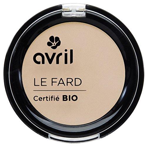 Avril oogschaduw, biologisch gecertificeerd, beige, 2,5 g
