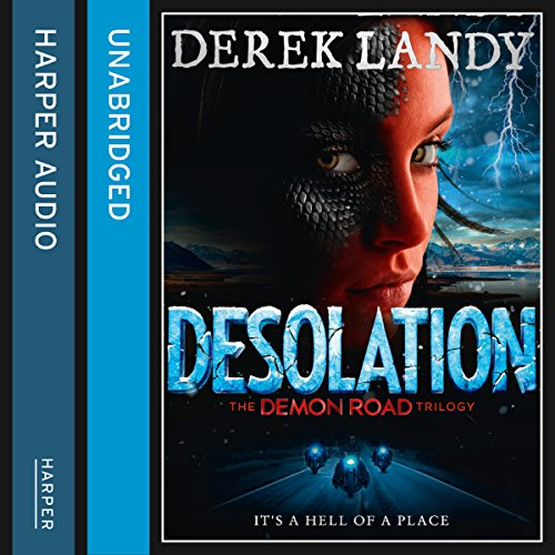 Desolation audiobook cover art