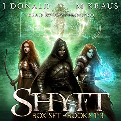 Shyft Box Set: Books 1-3 cover art