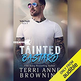 Tainted Bastard                   By:                                                                                                                                 Terri Anne Browning                               Narrated by:                                                                                                                                 Jillian Macie,                                                                                        J.F. Harding                      Length: 6 hrs and 23 mins     2 ratings     Overall 4.5