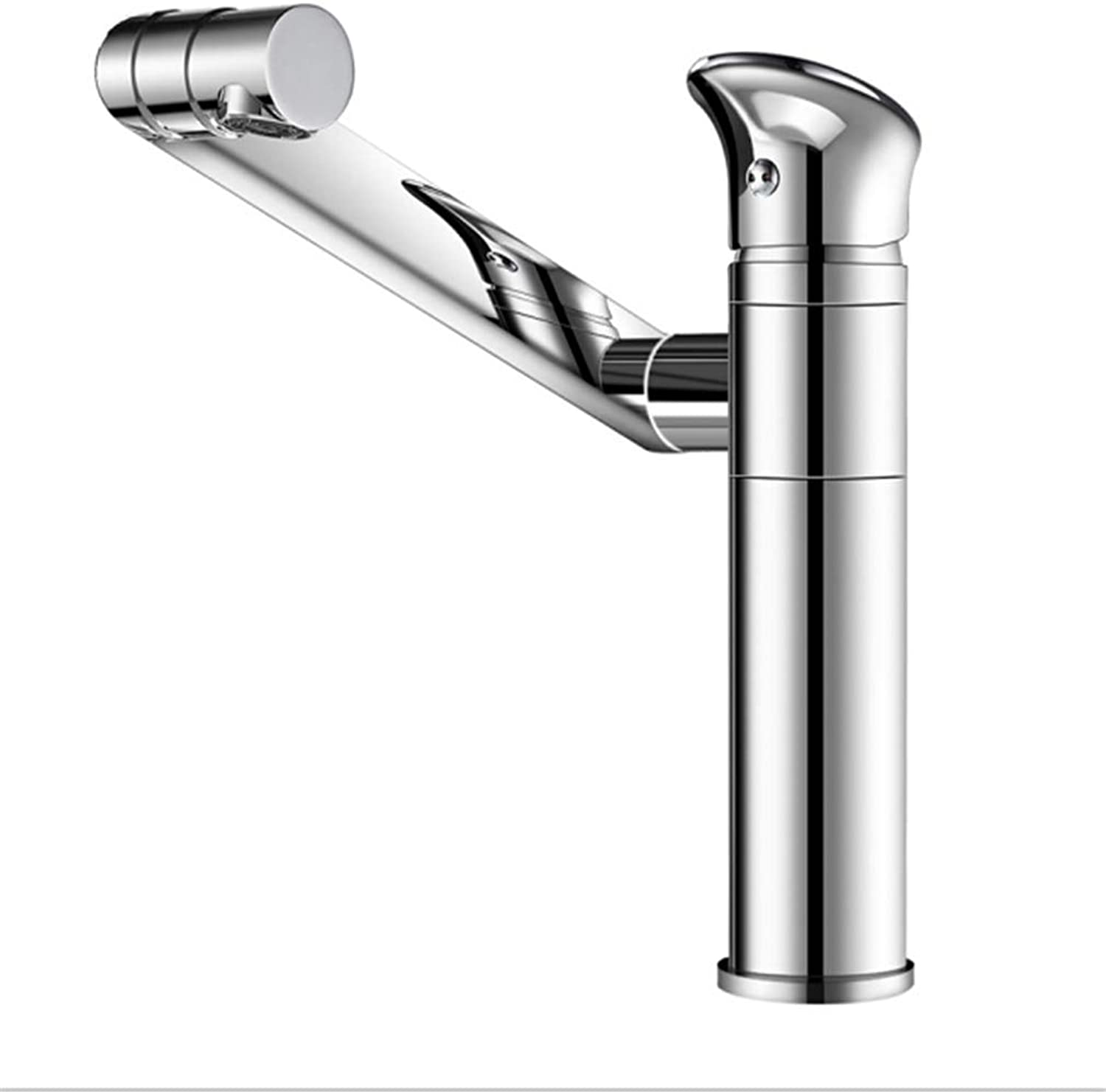 Kitchen Taps Faucet Modern Kitchen Sink Taps Stainless Steelsinkpot Faucet Hot and Cold Lucrative Cat redating Washbasin Faucet