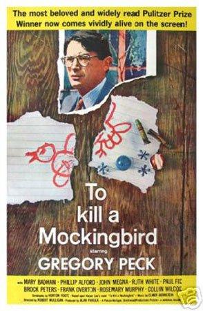 Pôster Hot Stuff Enterprise 3243-12x18-LM To Kill A Mocking Bird
