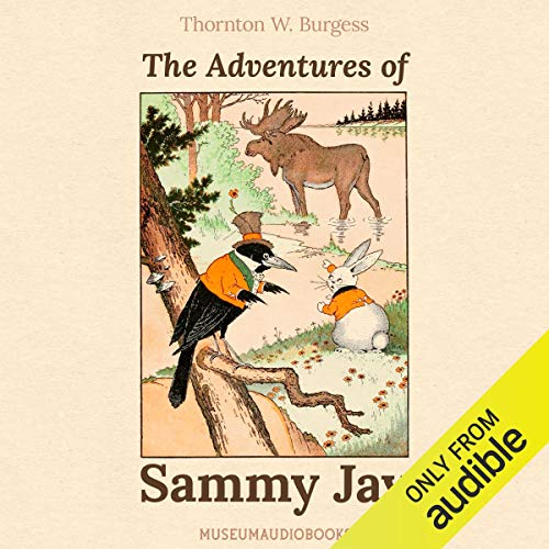 The Adventures of Sammy Jay cover art