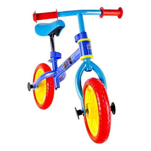 PAW PATROL Bicicleta correpasillos (Darpeje OPAW043)