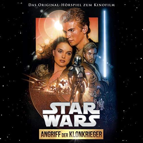 Star Wars - Angriff der Klonkrieger. Das Original-Hörspiel zum Kinofilm Titelbild