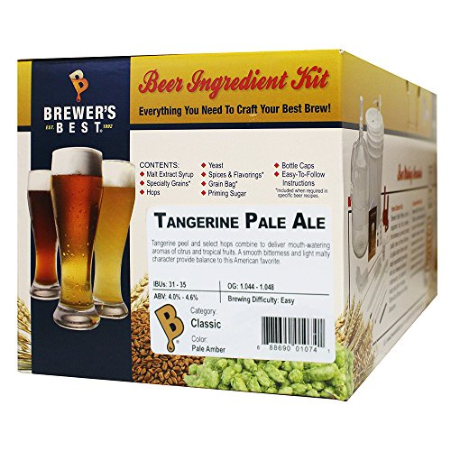 B Maker Triple Beer Kit 3 Litres Gift Idea for Men and Women DIY Beer Making Kit for Making Beer at Home Reusable and Made in France
