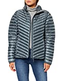 Schöffel - Giacca termica Val d Isere3, trapuntata con colletto alto, giacca da sci calda e traspirante, Uomo, Piumino termico, 12662, Stormy Weather, 38