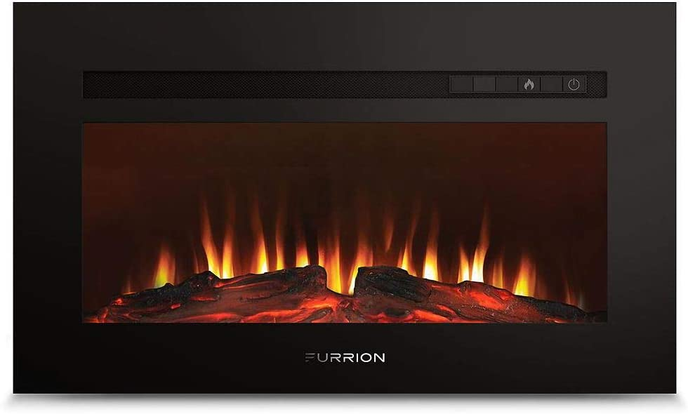 """Furrion 30"""" Electric Fireplace for RV-FF30SW15A-BL"""