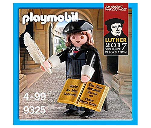 PLAYMOBIL 9325 - Martin Luther: 500 Jahre Reformation 1517-2017
