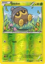 Pokemon - Seedot (4/122) - XY Breakpoint - Reverse Holo