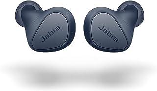 Jabra Elite 3 in-ear draadloze Bluetooth-oordopjes - noise isolating, volledig draadloos met 4 ingebouwde microfoons voor ...
