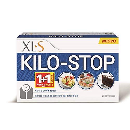 XLS Kilo-Stop Dispositivo Medico Perdita Di Peso, 28 + 28 Compresse