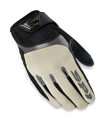SPIDI Motorrad Handschuhe G-Flash, Weiß, 3XL