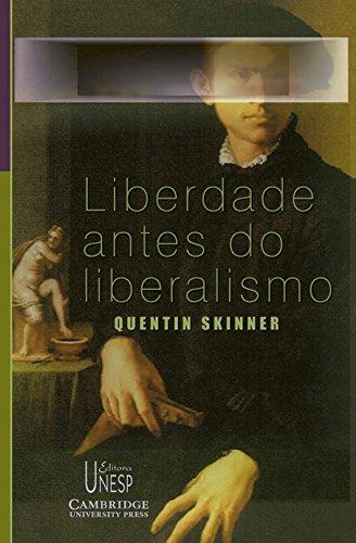 Liberdade antes do liberalismo