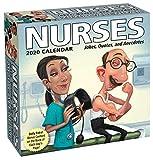 Nurses 2020 Day-to-Day Calendar: Jokes, Quotes, and Anecdotes