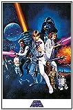 Star Wars Drucken, Mehrfarbig, 61 x 91.5cm