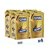 Goya Masarepa amarilla . Molida y precocida - 4 unidades x 1kg 4000 g