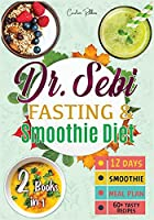 Dr. Sebi Intermittent Fasting and Smoothie Diet Plan ( 12 Days; Plant Based; Vegan; Vegetarian; Detox; )
