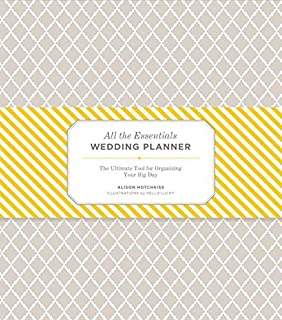 By Alison Hotchkiss All the Essentials Wedding Planner: The Ultimate Tool for Organizing Your Big Day (Lslf)