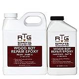 RTG Supply Co.-504523 Wood Rot Repair Epoxy (Quart)