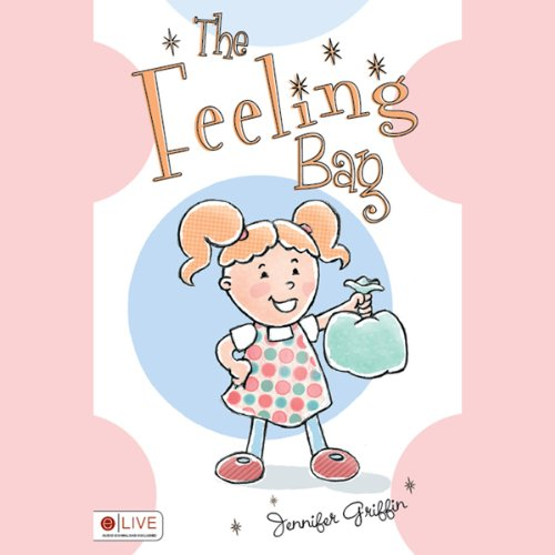 The Feeling Bag audiobook cover art