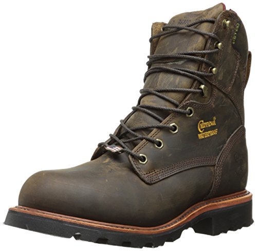 Chippewa Men's 8' Waterproof Insulated Steel Toe EH...